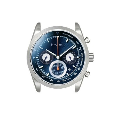 wena wrist Chronograph Solar Silver -beams edition-ソニー Sony スマートウォッチ IoT iOS Android iPhone スマートフォン...