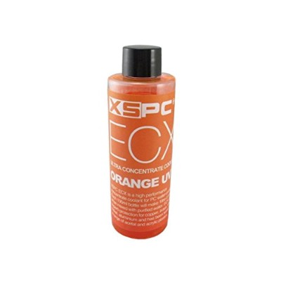 XSPC ECX Ultra Concentrate Coolant、オレンジUV