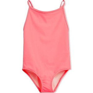 Burberry Kids One-piece swimsuit - ピンク