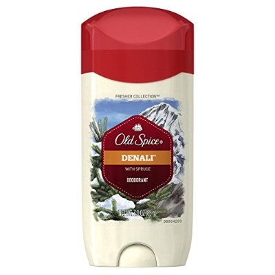 Old Spice Fresh Collection Denali Scent Deodorant 3 Oz by Old Spice