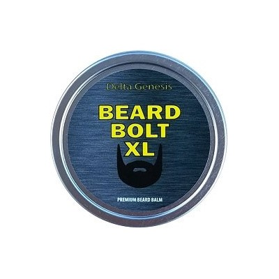 Beard Bolt XL | Facial Hair Growth Stimulating Beard Balm | Premium Leave-In Conditioner by Delta...