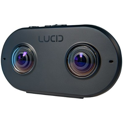 LucidCam: World's First True Virtual Reality 3D 4K Camera [並行輸入品]