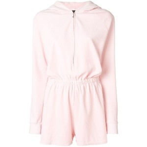 Juicy Couture スワロフスキー カスタマイズ ロンパース - ピンク