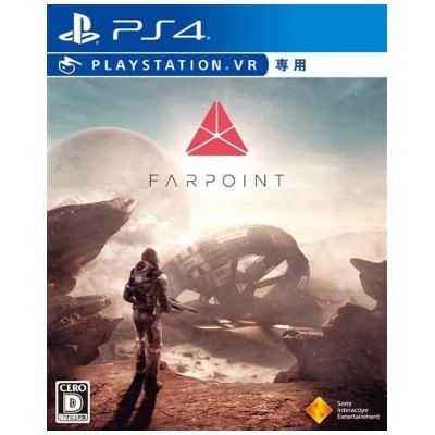 Farpoint (PlayStationVR専用) (PS4ゲームソフト)PCJS-50020