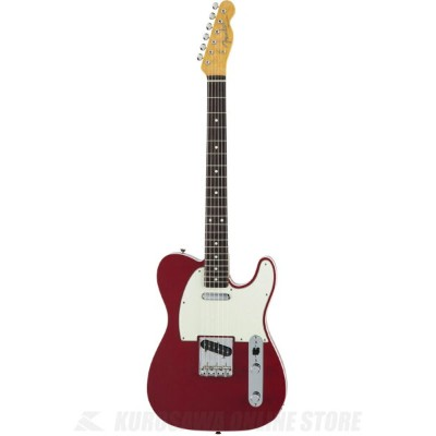Fender Made in Japan Traditional MIJ 60s Telecaster Custom, Rosewood, Torino Red [5350600358] ...