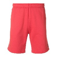 Ron Dorff fitted track shorts - レッド