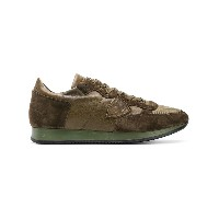 Philippe Model Tropez Mondial West sneakers - グリーン