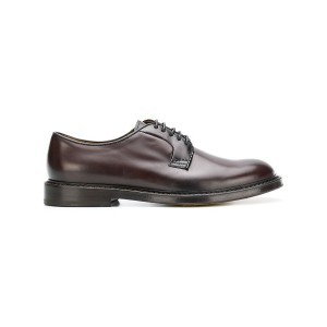 Doucal's smart lace-up shoes - ブラウン