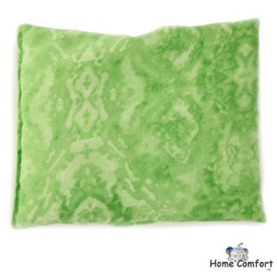 Microwaveable Heating Pad (Green) by Comfort Home