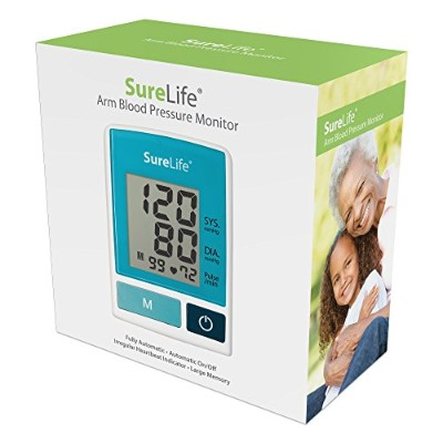 SureLife 860213 Blood Pressure Monitor by SureLife