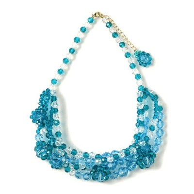 maturely / Crystal Necklace/ビームス ボーイ(BEAMS BOY)