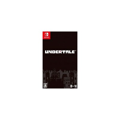Game Soft (Nintendo Switch) / 【Nintendo Switch】UNDERTALE 【GAME】