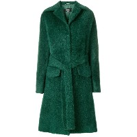 Rochas single breasted coat - グリーン