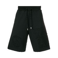 Love Moschino relaxed shorts - ブラック