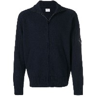 CP Company zip front top - ブルー