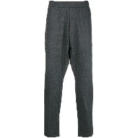 Barena cropped trousers - グレー