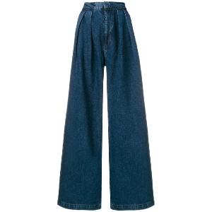 Levi's: Made & Crafted Gypsy denim trousers - ブルー