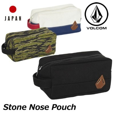 volcom ボルコム ポーチ Stone Nose Pouch japan limited D65118JM 【返品種別SALE】