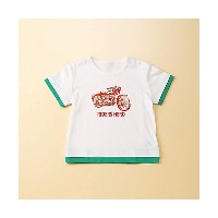 COMME CA FOSSETTE/コムサ・フォセット  バイク柄プリント半袖Tシャツ(2021TI11) 01 【三越・伊勢丹/公式】 衣服~~ベビー服