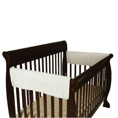 Easy Teether XL Side Rail Covers - - White by Leachco
