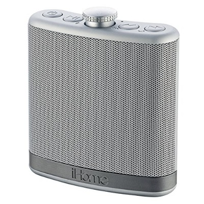 iHome iBT12SC Rechargeable Flask シェイプ ブルートゥース ステレオ スピーカー 「汎用品」(海外取寄せ品)