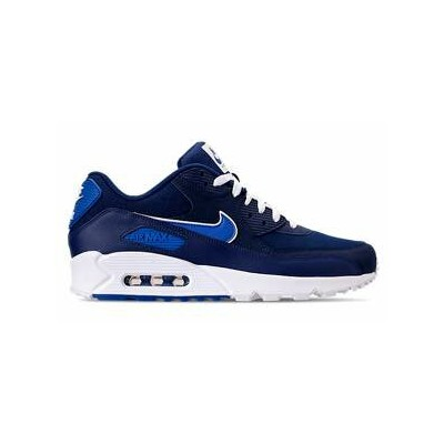 ナイキ メンズ スニーカー Nike Air Max 90 Essential エアマックス 90 Blue Void/Game Royal/White