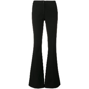 Michael Michael Kors flared trousers - ブラック