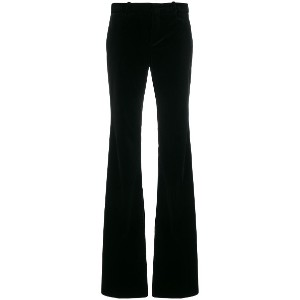 Gucci flared trousers - ブラック