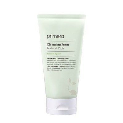 【Primera】Natural Rich Cleansing Foam - 150ml (韓国直送品) (SHOPPINGINSTAGRAM)