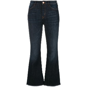 Pt05 flared jeans - ブルー