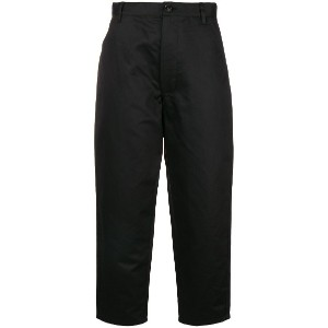 Marni cropped tailored trousers - ブラック