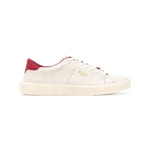 Golden Goose Deluxe Brand perforated logo sneakers - ヌード&ナチュラル