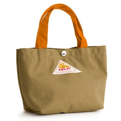 KELTY(ケルティ) MINI TOTE S Tan×Orange 2592210