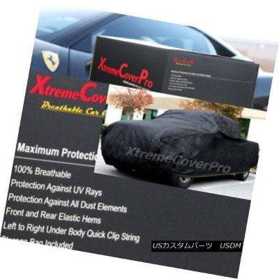 カーカバー 2011 2012 Chevy Silverado 2500HD Ext Cab 6.5ft Bed Breathable Truck Cover 2011年2012シボレーシルバラード2...