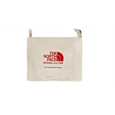 THE NORTH FACE ザノースフェイス トートバッグ ショルダーバッグ  男女兼用 Musette Bag (レッド)
