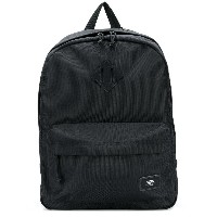Vans logo backpack - ブラック