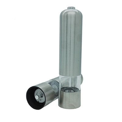 xinowe Battery Powered Electric Pepper Muller , Electric Pepper Grinder、キッチンツール