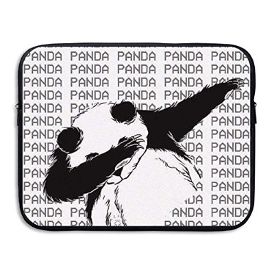 ZMvise DAB Funny Panda Pattern Protective Slim Padded Laptop Soft Neoprene Sleeve Bag Case Cover...