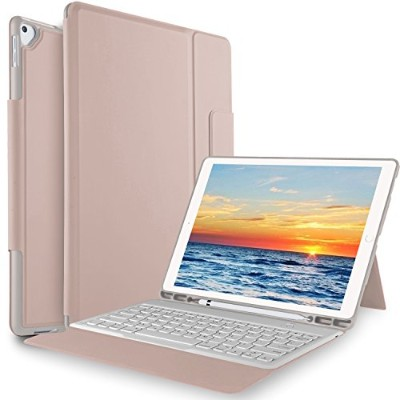 IVSO iPad air 3 10.5 ケース / iPad air 10.5 2019 ケース 専用 キーボードケース iPad air 3 Wireless keyboard ケース iPad...
