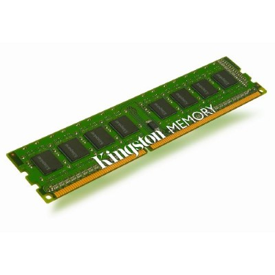 Kingston 4GB 1333MHz DDR3 ECC Reg CL9 DIMM SR x4 w/TS 1.35V Low Voltage KVR1333D3LS4R9S/4G
