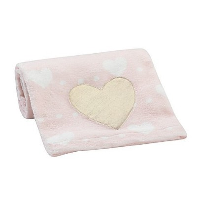 Lambs & Ivy? Sweetheart Blanket by Lambs & Ivy