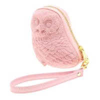 Eileen Owl Clutch with Strap レディースバッグ クラッチバッグ Light Indian Red au WALLET Market