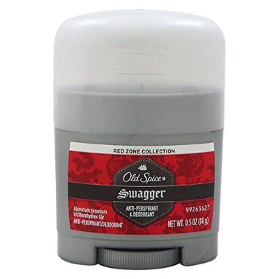 Old Spice Swagger Red Zone Collection Anti-Perpirant & Deodorant, 0.5 oz by Old Spice