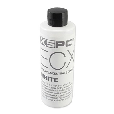 XSPC ECX Ultra Concentrate Coolant、ホワイト