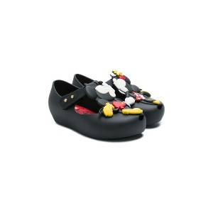 Mini Melissa UltraGirl Disney シューズ - ブラック