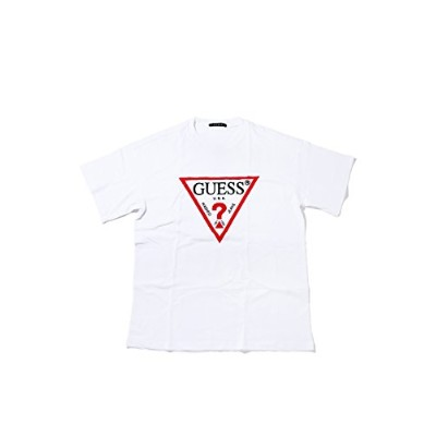 SPINNS GUESS(ゲス) Tシャツ WHITE M