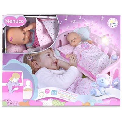 Nenuco Cradle Sleep with Me Doll