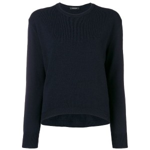 Cédric Charlier knitted sweater - ブルー