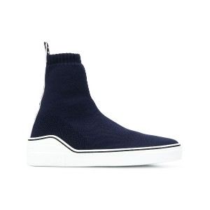 Givenchy ankle sock sneakers - ブルー