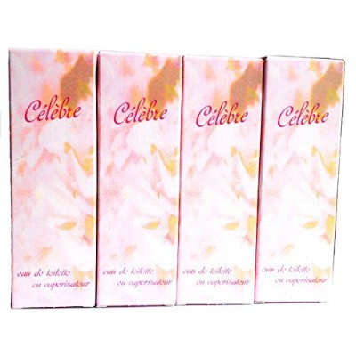 4 x AVON Celebre For Her Eau de Toilette 50ml Set